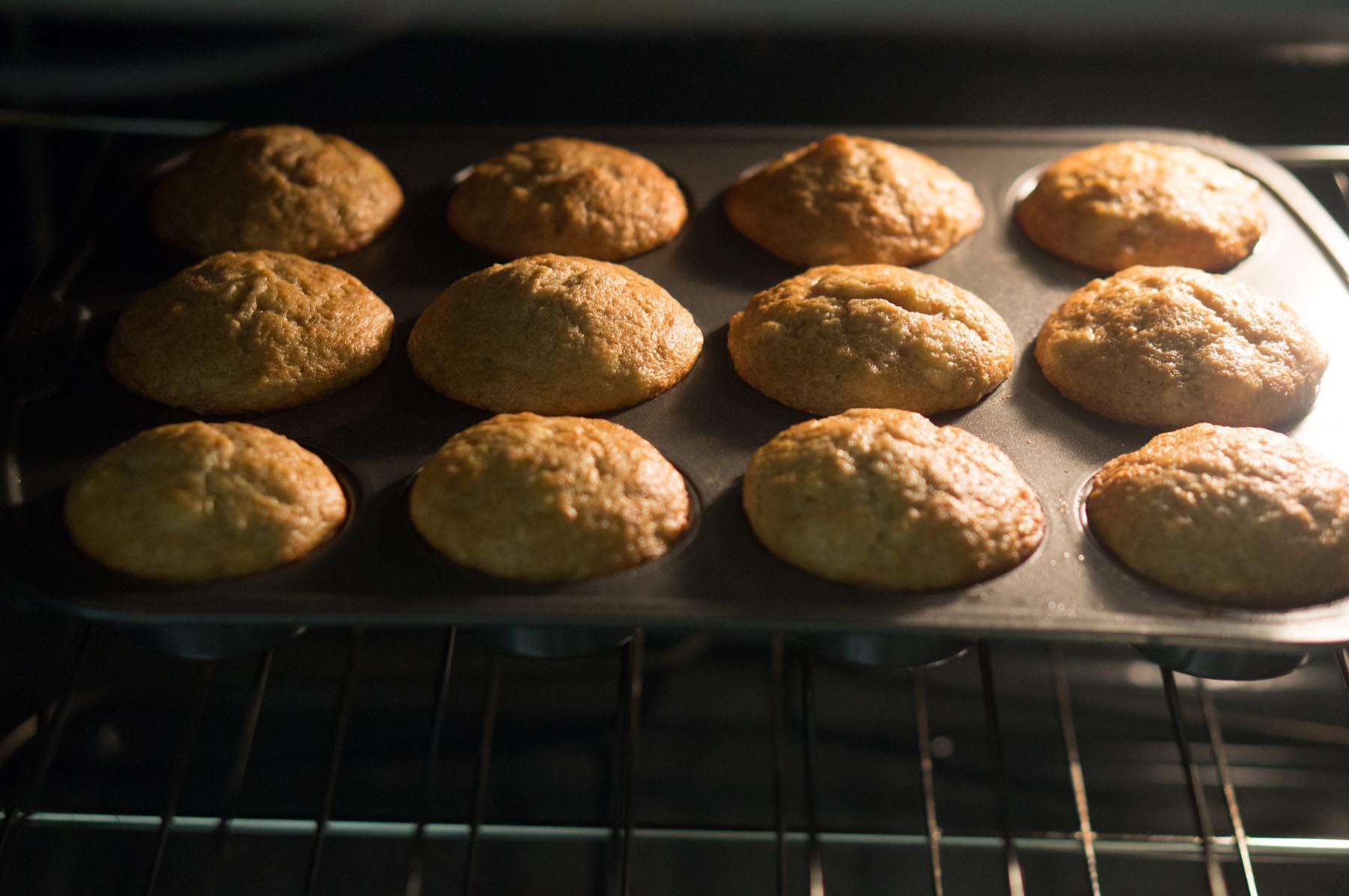 Banana Mini Muffin Recipes