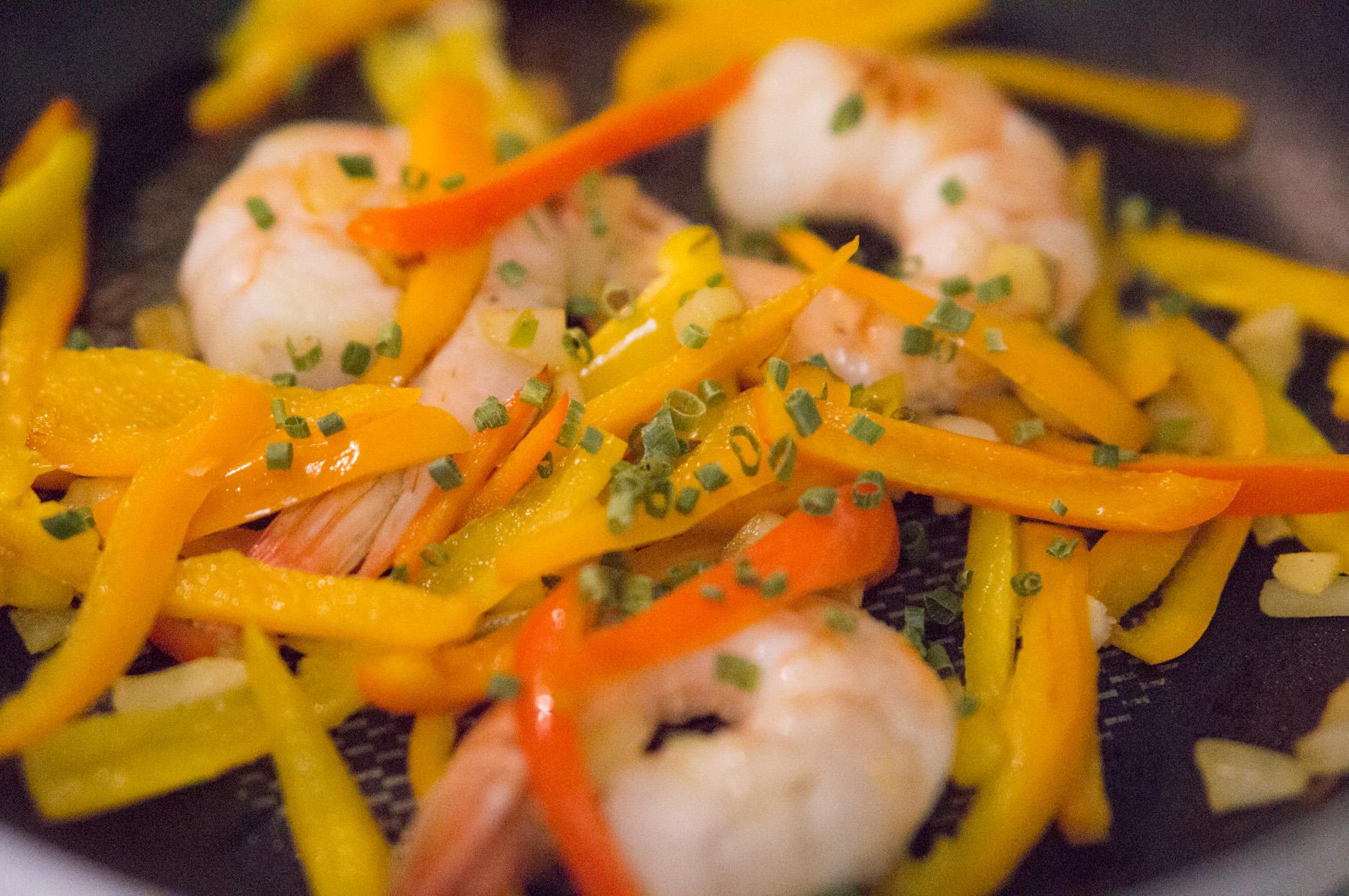 Thai Noodles Salad