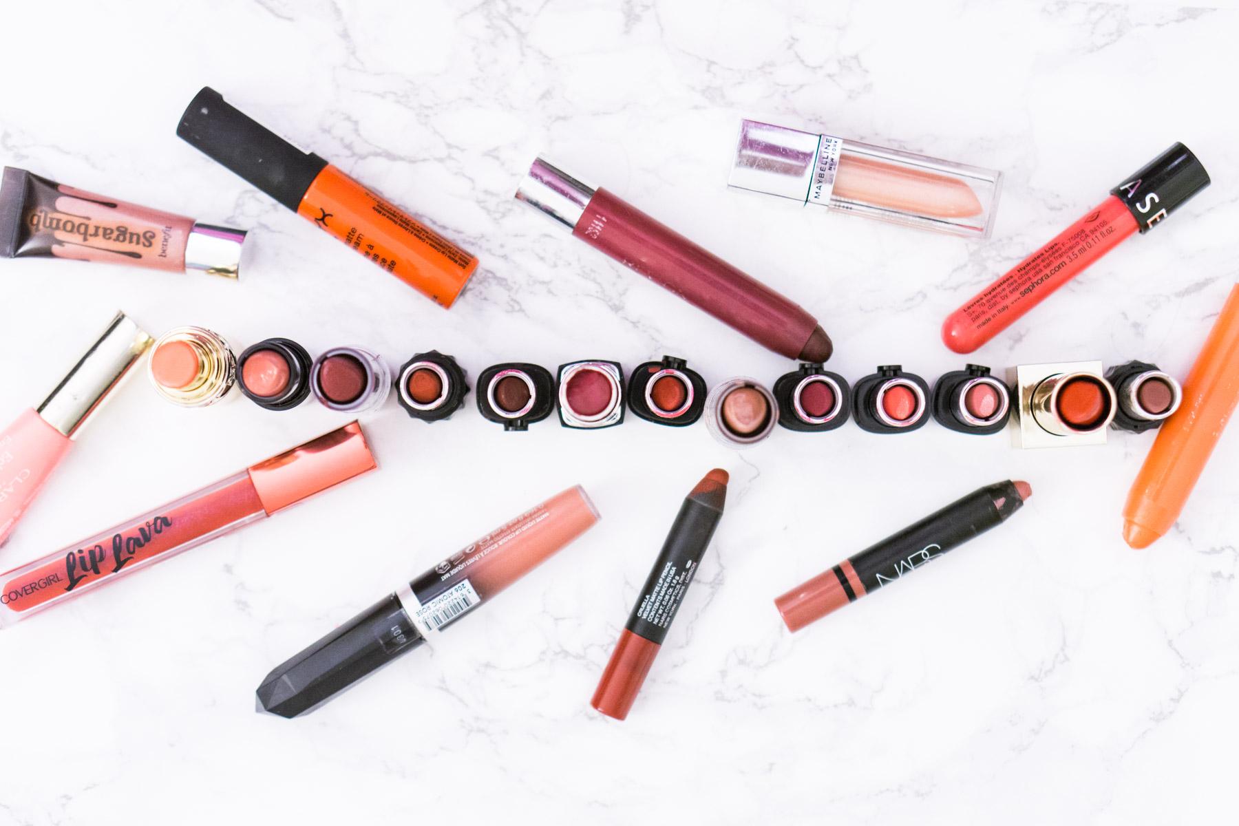 Lipstick Stash