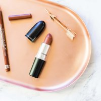 MAC Double Shot: The Brown Lip Edition