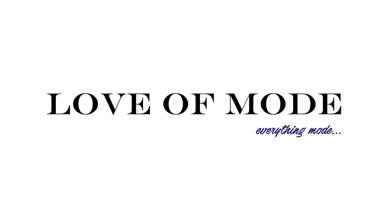 A Whole New Chapter - Love Of Mode